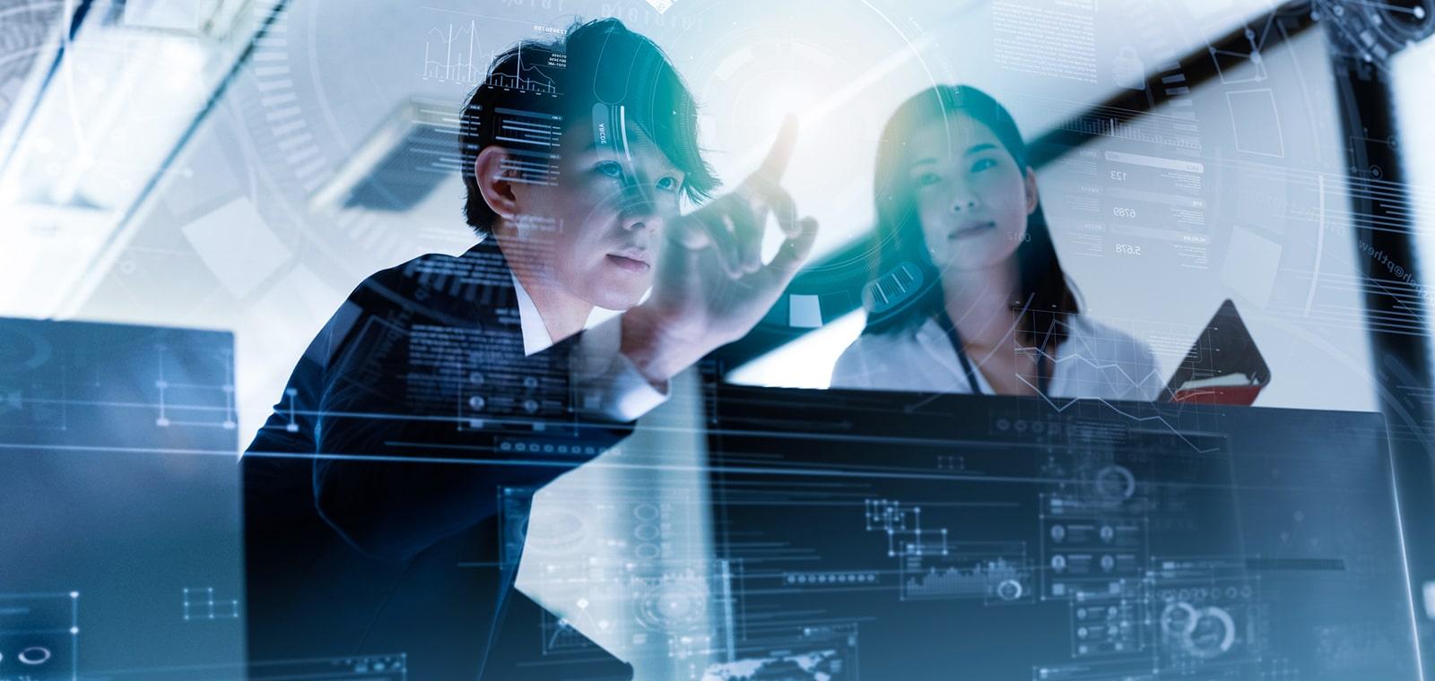 データを分析・活用して新たな価値を創造できますか?